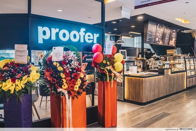 Proofer Bakery & Pizzeria - United Square