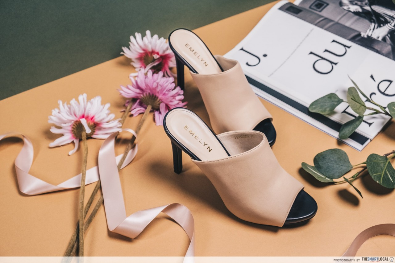 724c5cb4606444 Emelyn Shoes - This New Label Has Minimalistic Heels You Can Easily ...