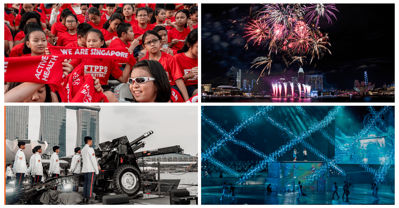 5 Things To Expect At NDP 2018 - Water Processions And Free-Fall Jumps
