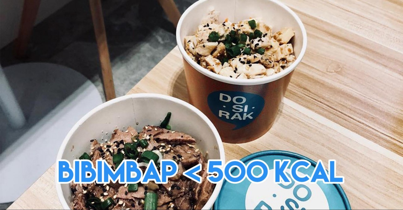 6 Restaurants In The CBD With Calorie Count Menus That Will Pass Your Fitspo Friends QC