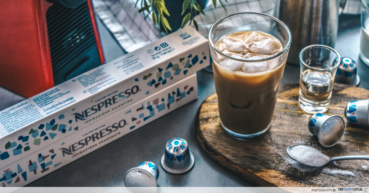 Nespresso Has Created Two New Iced Coffee Recipes For You To