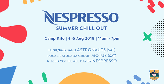 Nespresso Summer Chill Out
