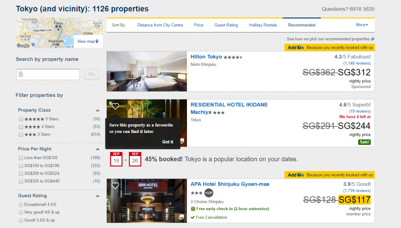 Expedia - Add-On Advantage - hotel discounts
