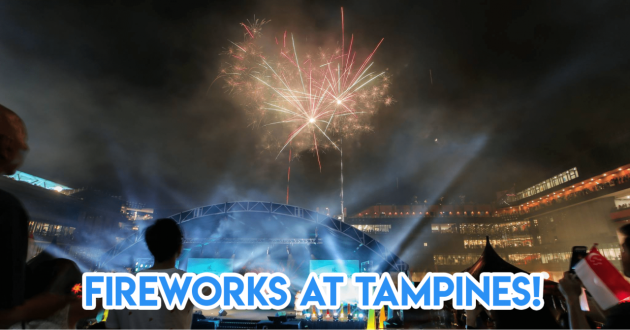tampines fireworks cover image