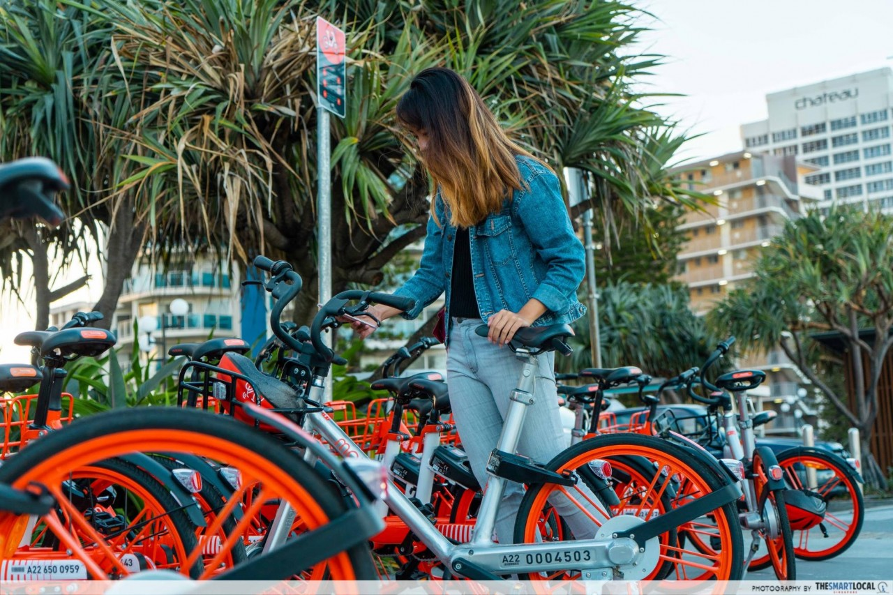 mobike ride bundle
