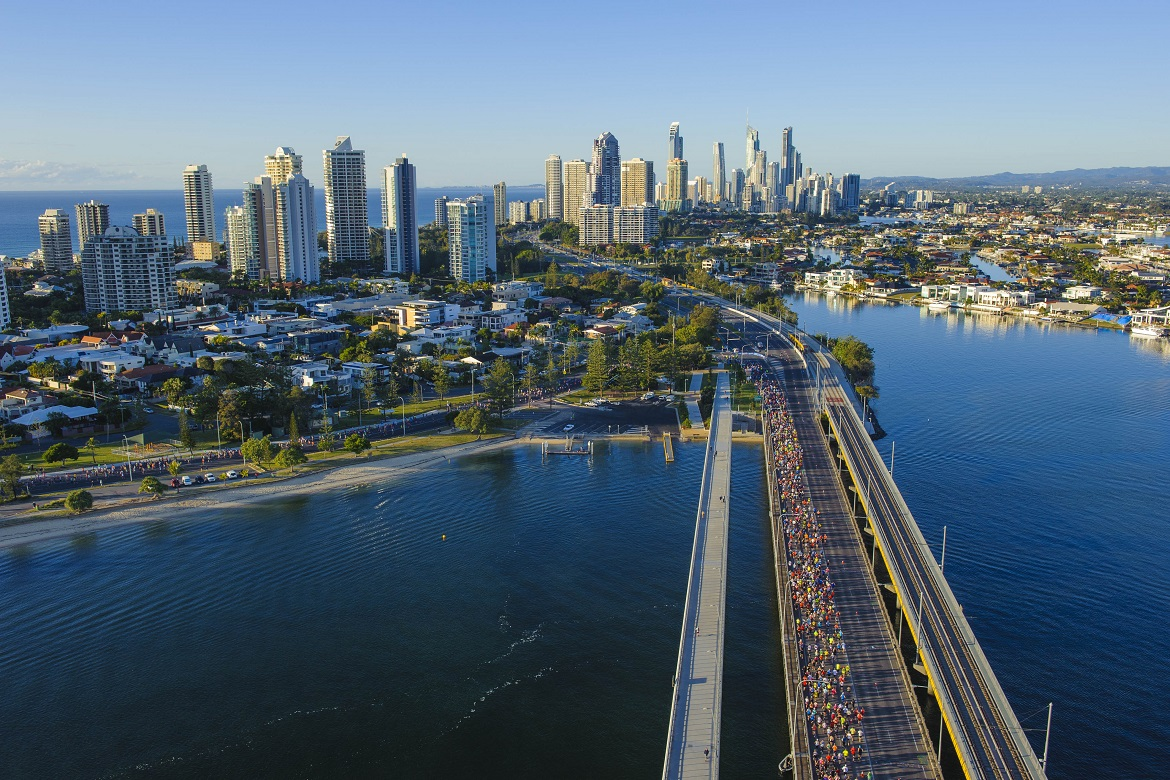 gold coast bridge