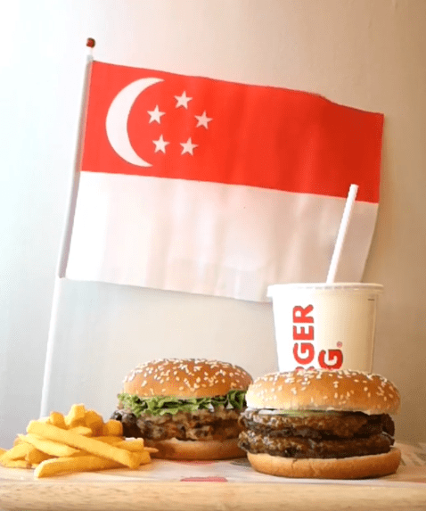 burger king rendang and hainanese tendergrill burgers
