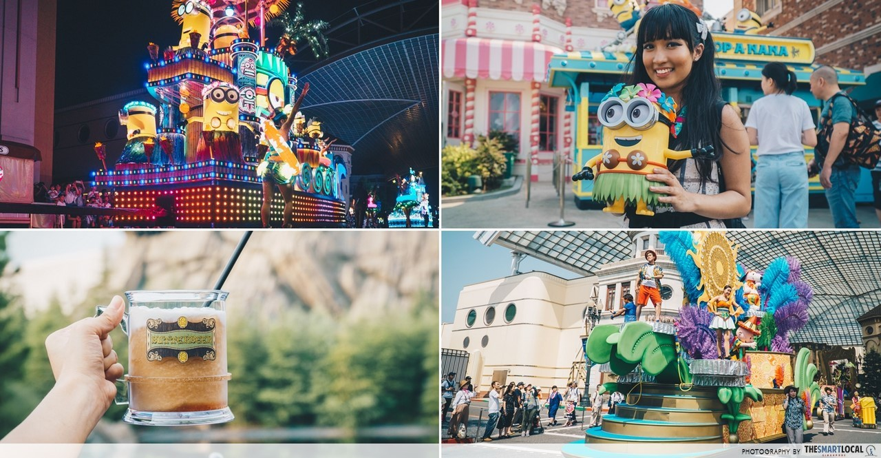 9 New Universal Studios Japan Activities To Check Out - One Piece Water Battle, Sailor Moon Show & Night Parade