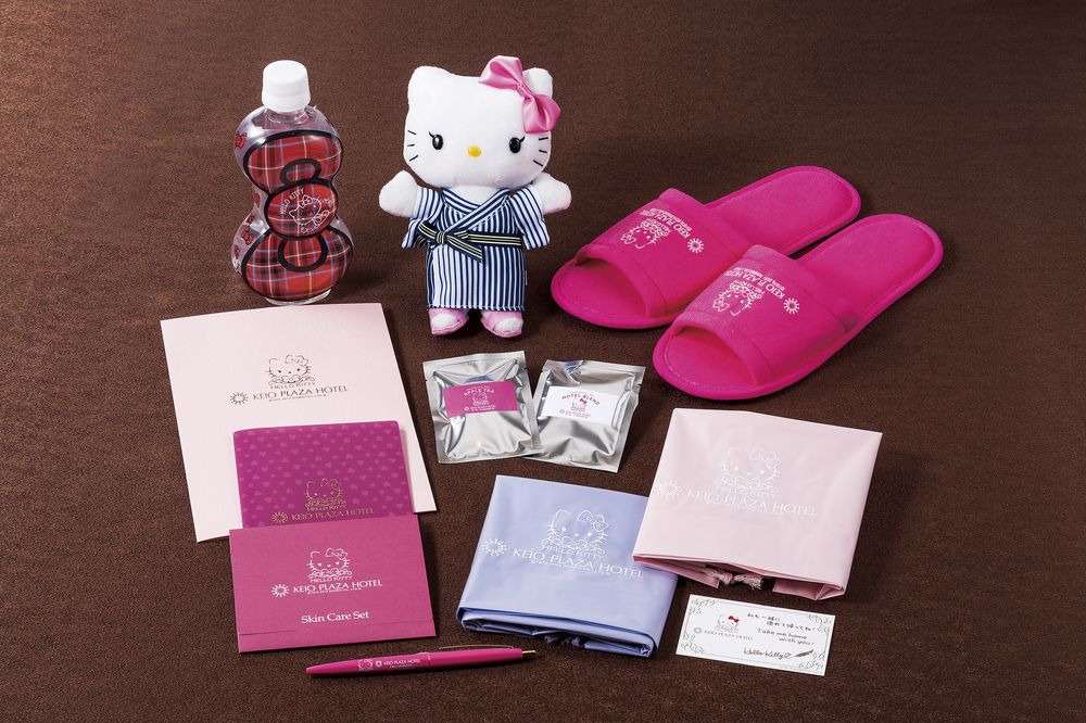 hello kitty souvenirs