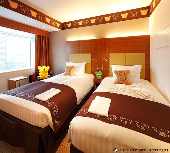 lotte city hotel march room