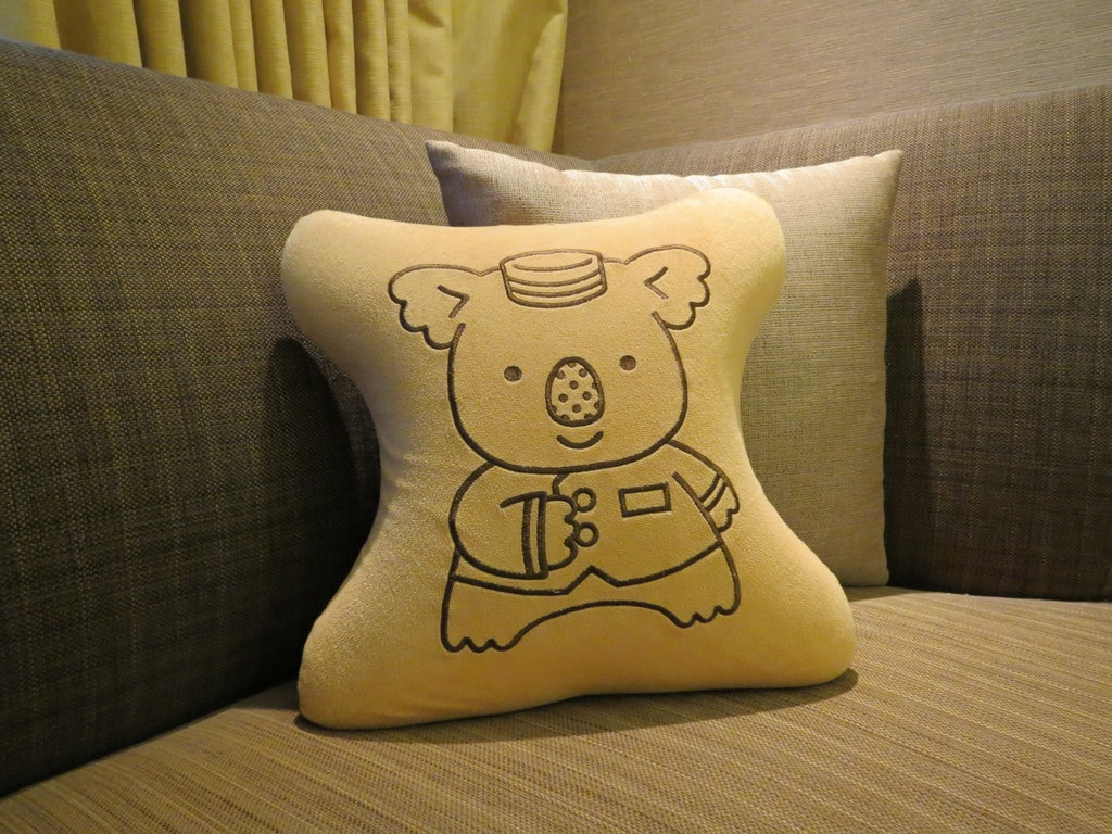 march kun cushion