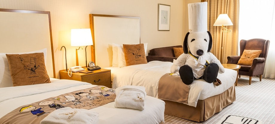 imperial snoopy room
