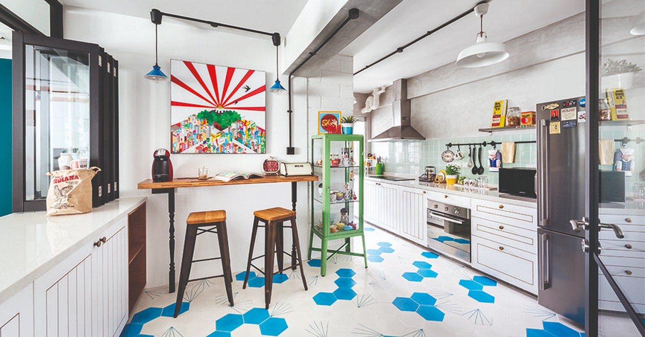 9 Hdb Kitchen Designs In Singapore That Are Magazine Cover Worthy