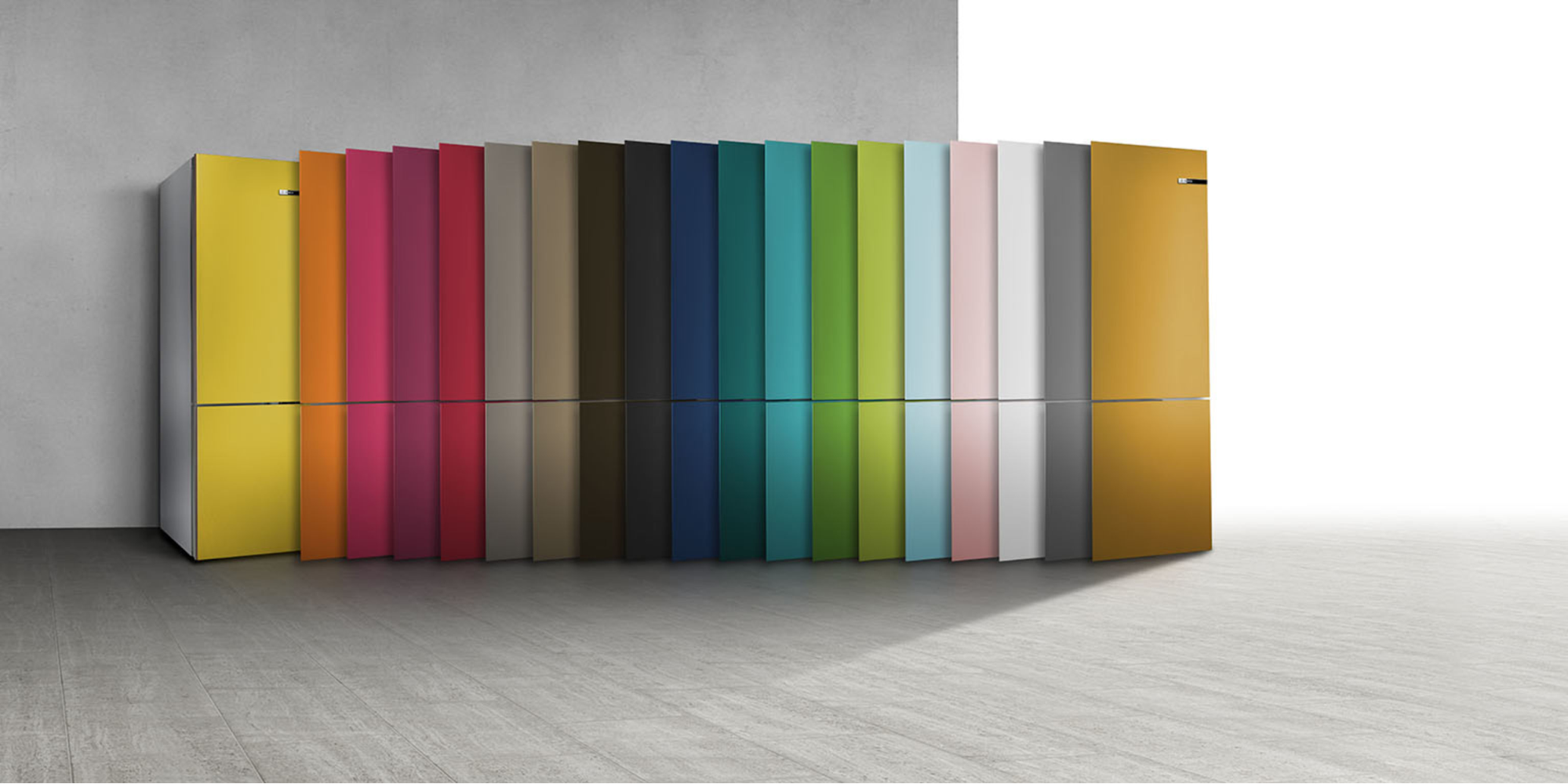 bosch variostyle colour panels