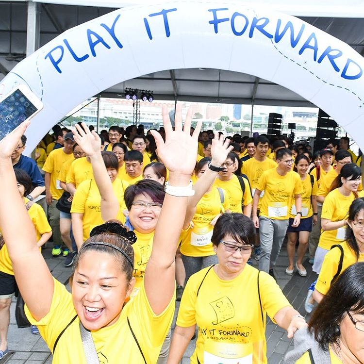 Play It Forward - Sands for Singapore 2018