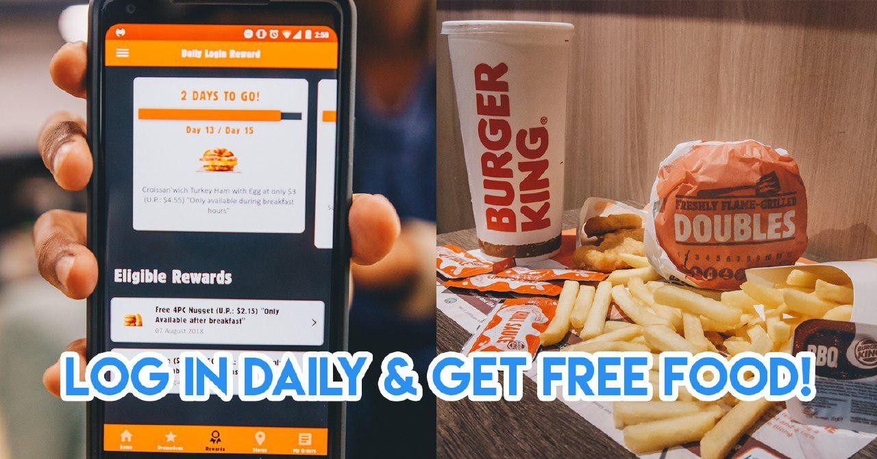 Burger King App - Cover Image