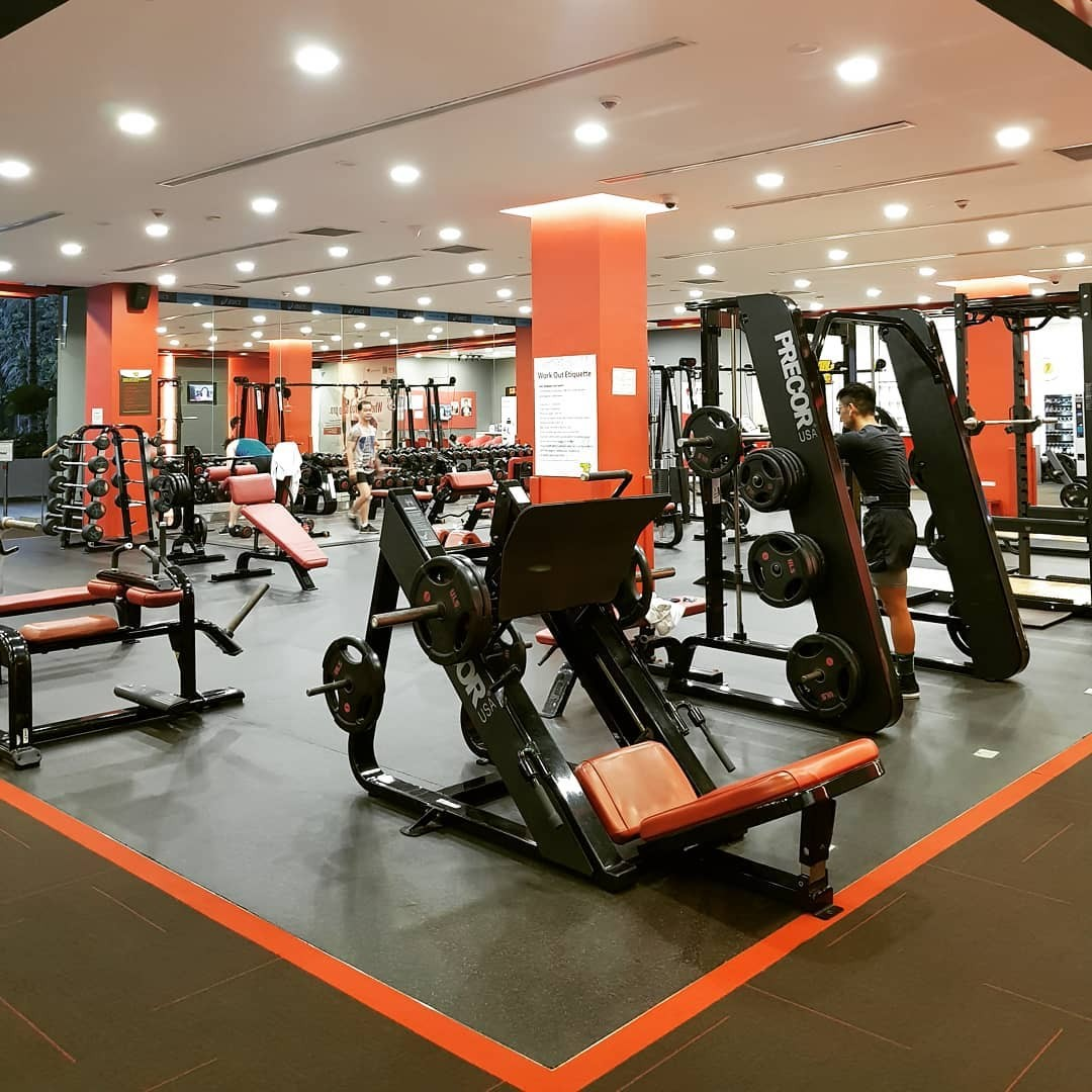 9 Pay-Per-Use Gyms In Singapore From $2 50/Entry For Fitness