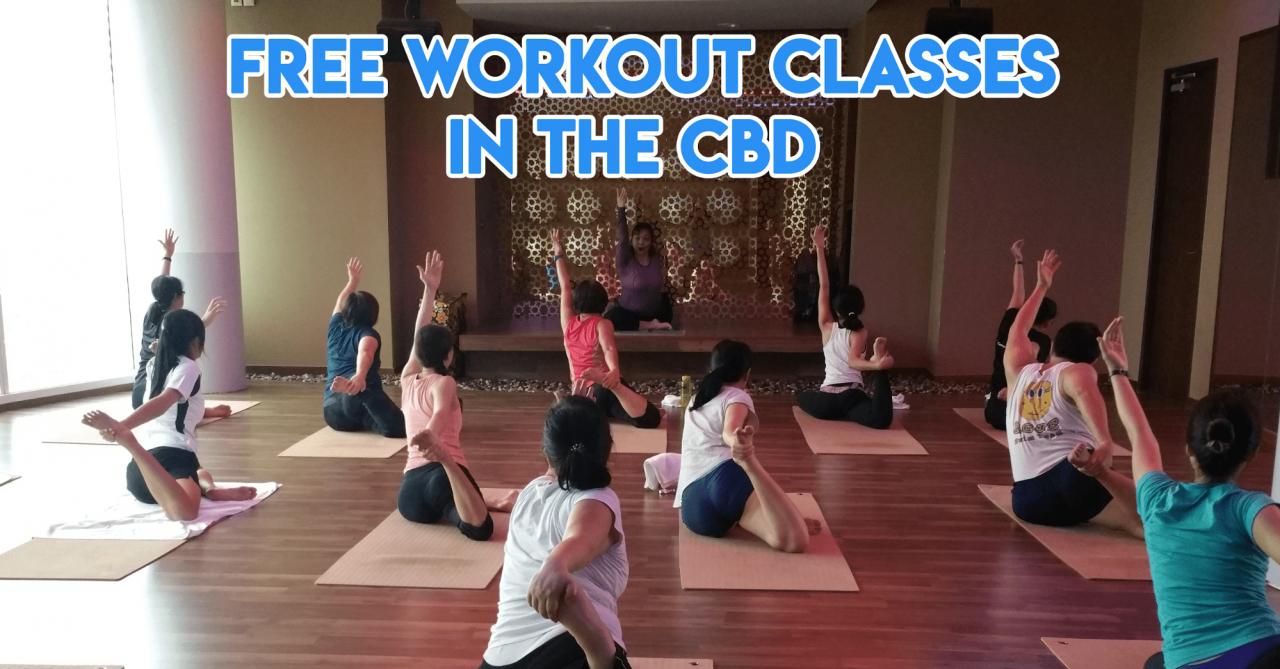 30+ FREE HIIT Workout & Yoga Studio Classes To Kickstart Your Fitness Plan
