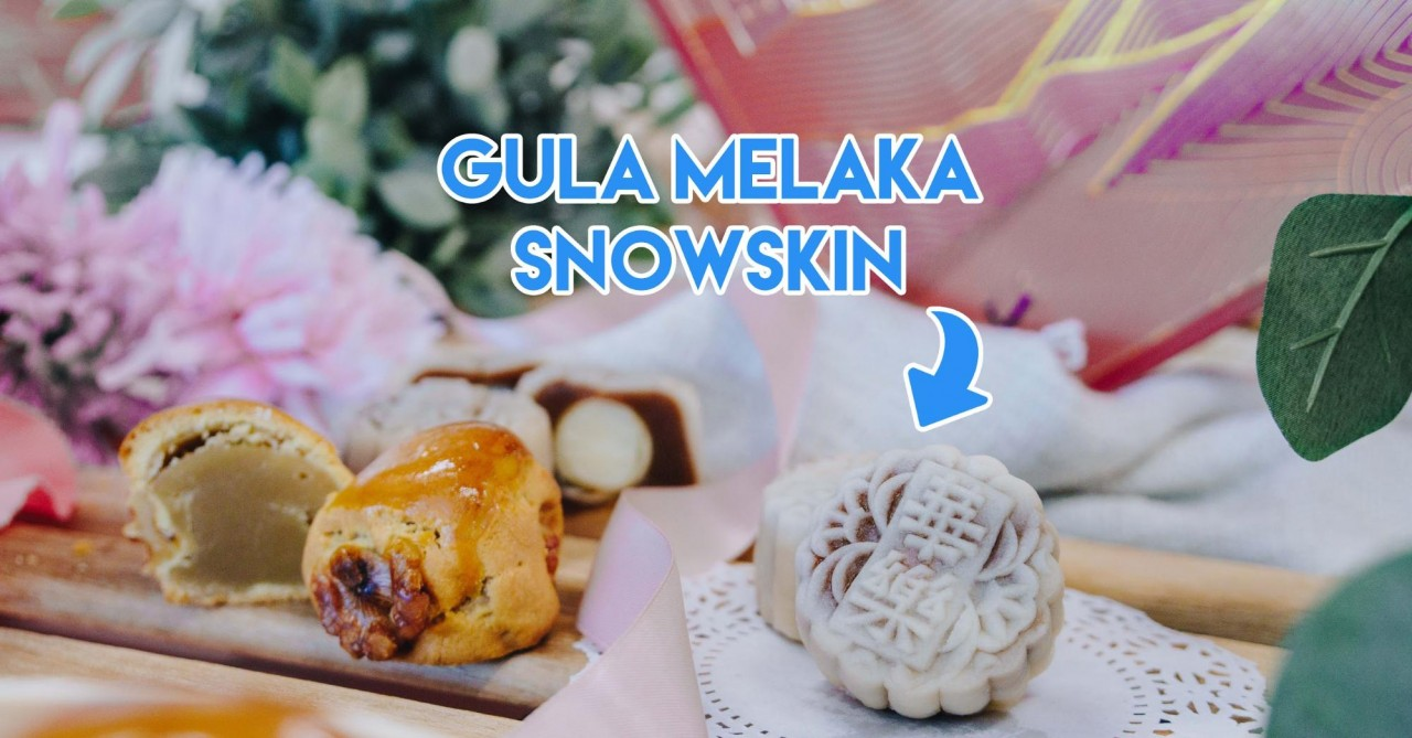 Carlton Hotel's 2018 Mooncakes Include New Gula Melaka Snowskin Mooncakes And Bestselling Mini Walnut Moontarts
