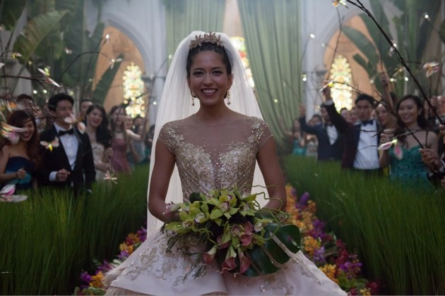Crazy Rich Asians - CHIJMES wedding