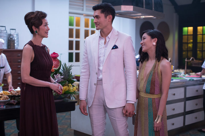 crazy rich asians meeting the parents
