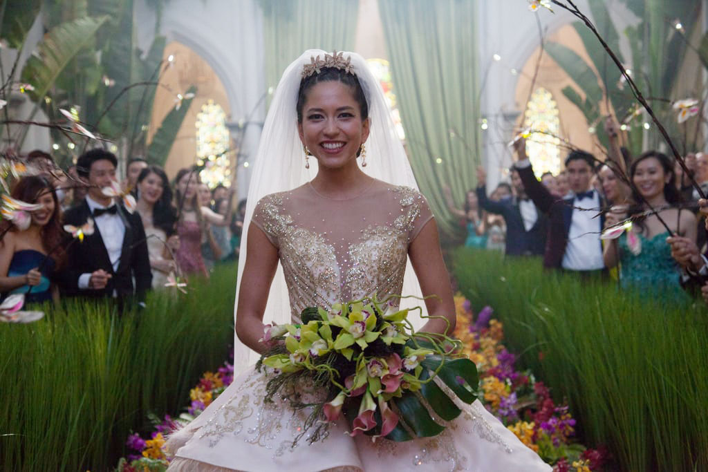 Crazy rich asians wedding araminta lee