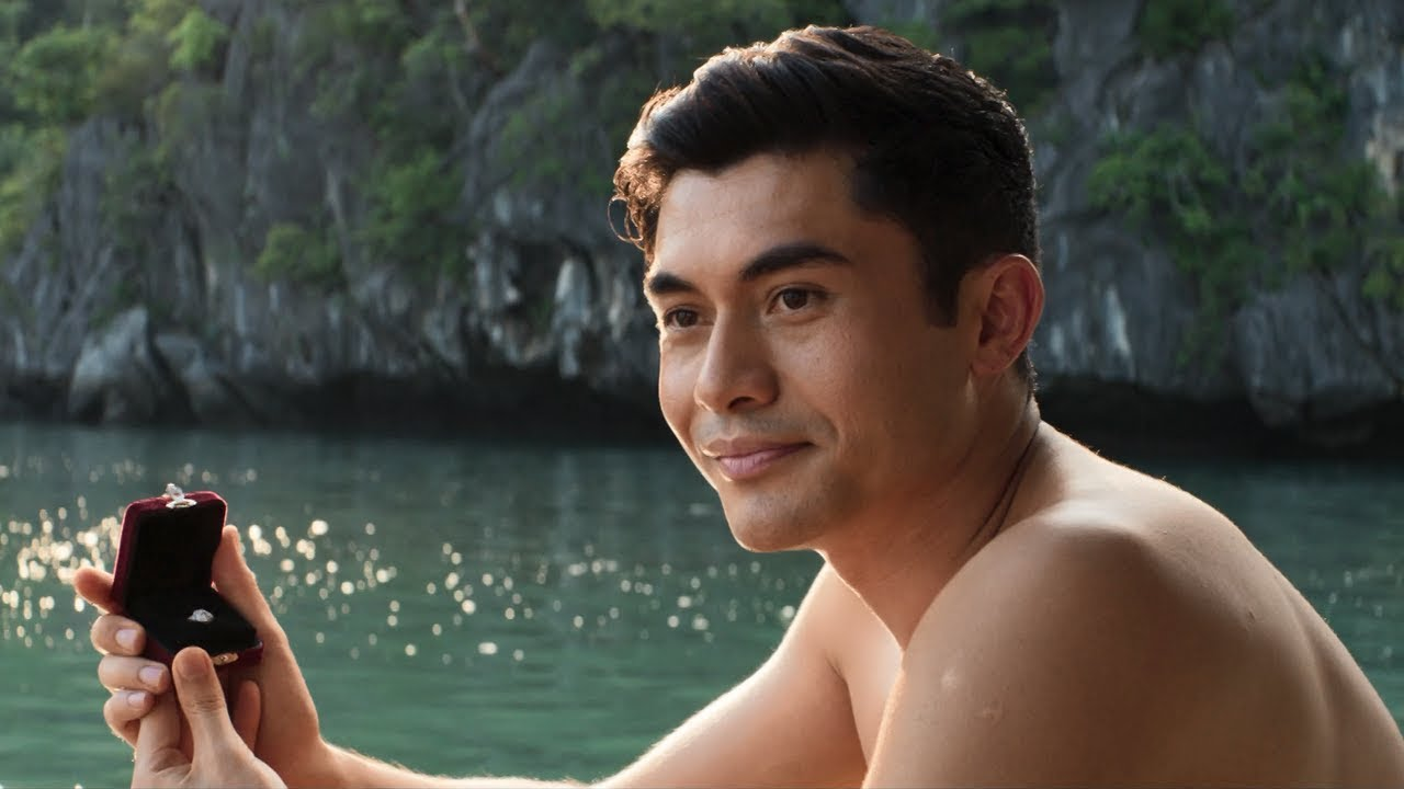 Crazy rich asians henry golding nick young