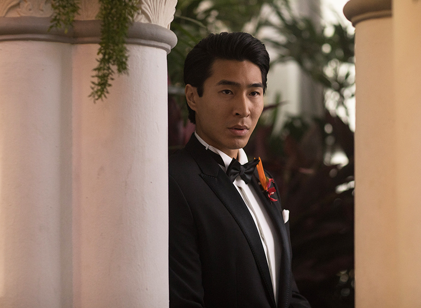 Crazy rich asians colin khoo chris pang