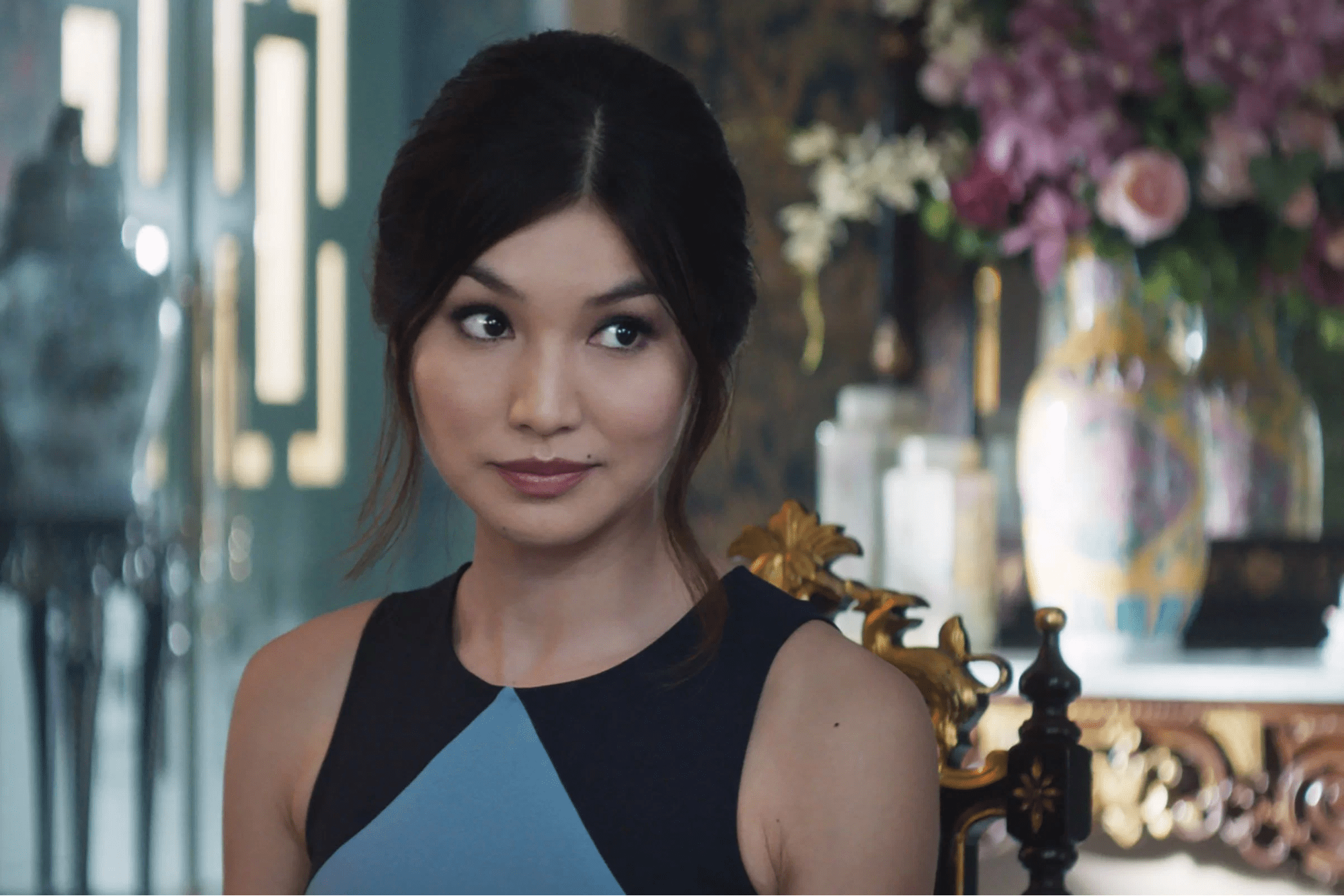 Crazy rich asians astrid gemma chan