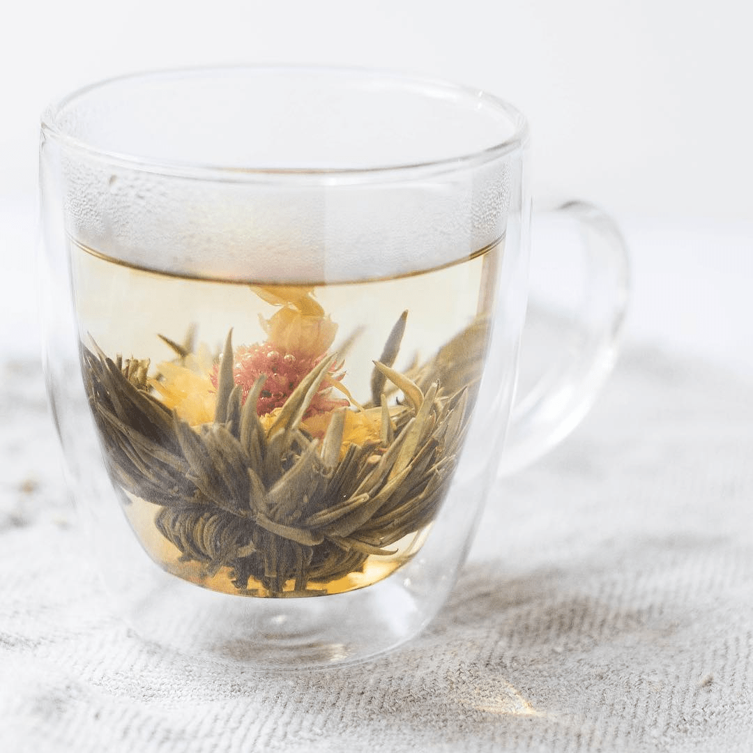 kindred tea beauty in a cup