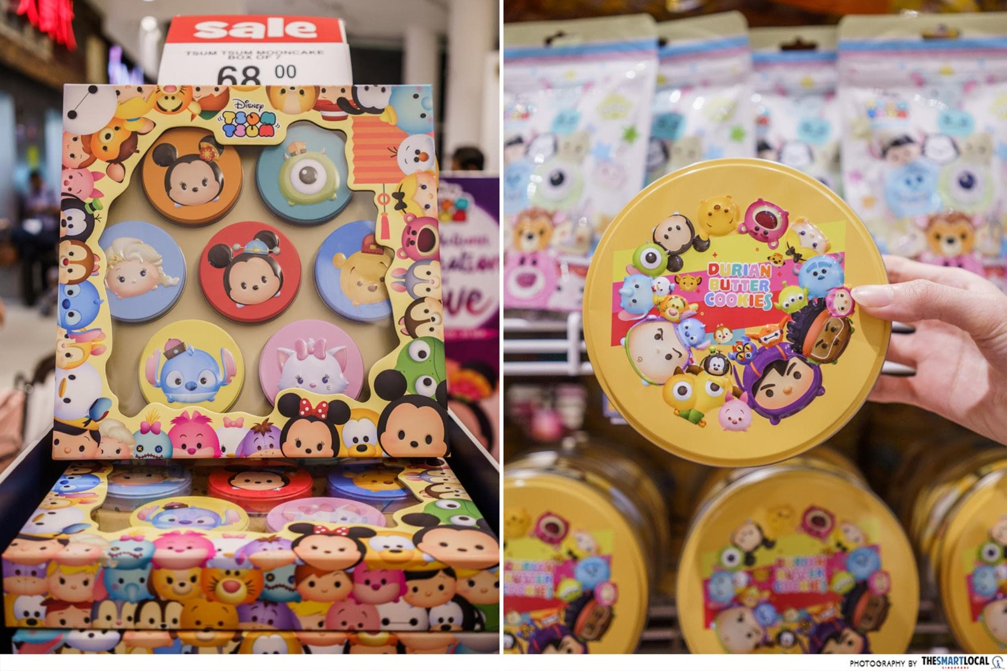 food republic tsum tsum