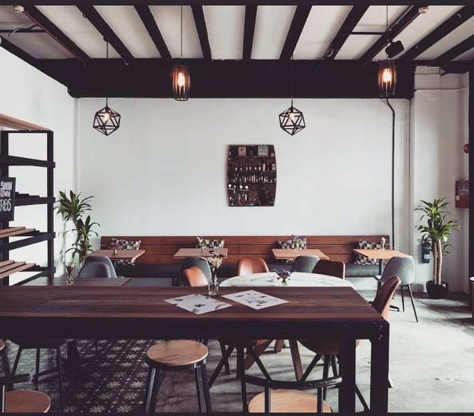 New cafes & restaurants - The Keep & Commune