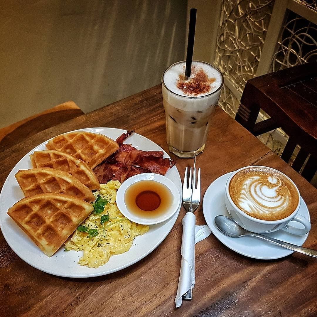 Tiong Bahru Cafe Hopping (2) - Flock Cafe