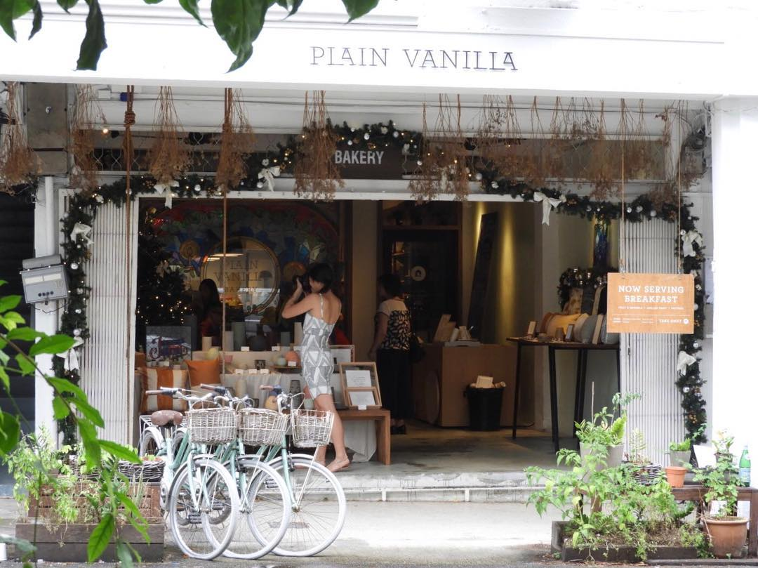 Tiong Bahru Cafe Hopping (8) - Plain Vanilla Bakery