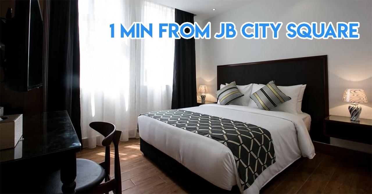12 Cheap JB Hotels From $32/Night Near Popular Malls Like City Square, KSL, & AEON