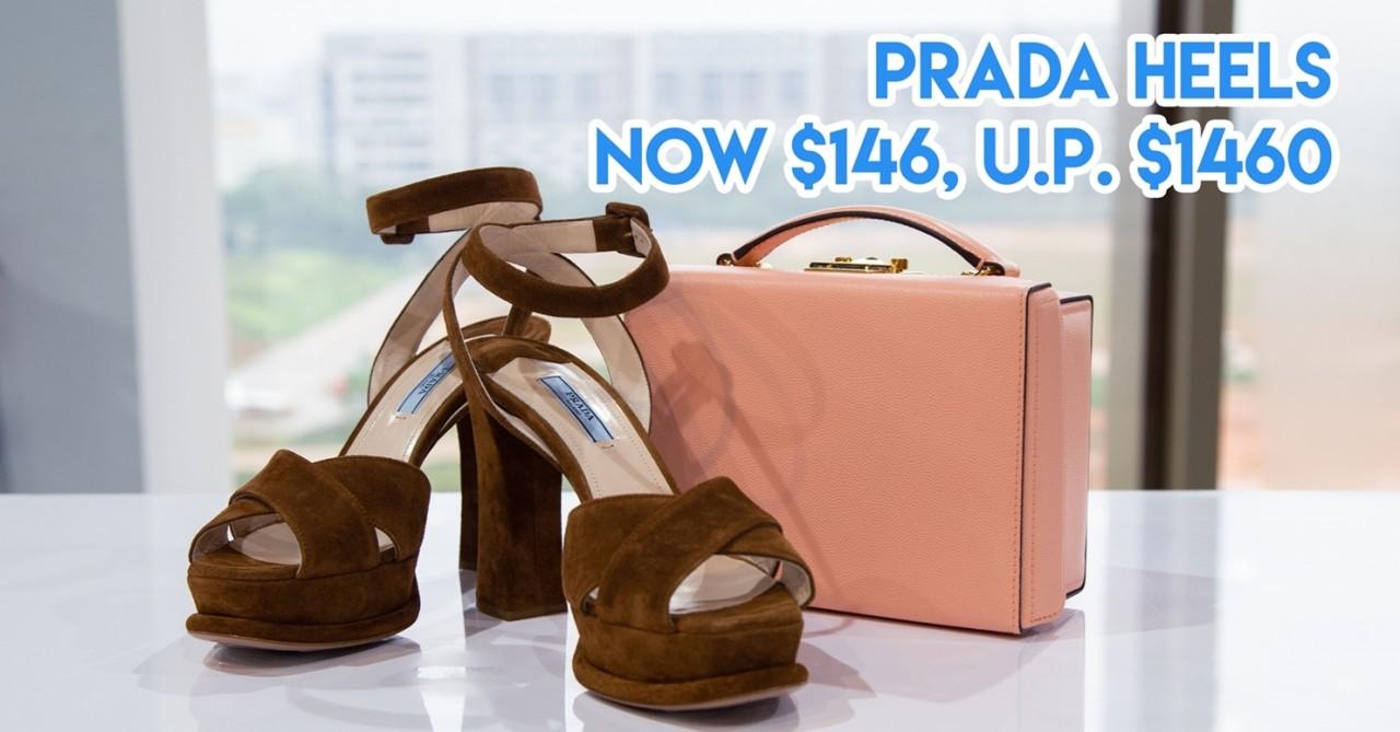 576ac82e89 Reebonz Is Having A 3-Day Warehouse Sale With Up To 90% Off Brands Like  Balenciaga & Prada