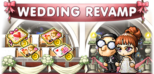 Maple Story - wedding coupons