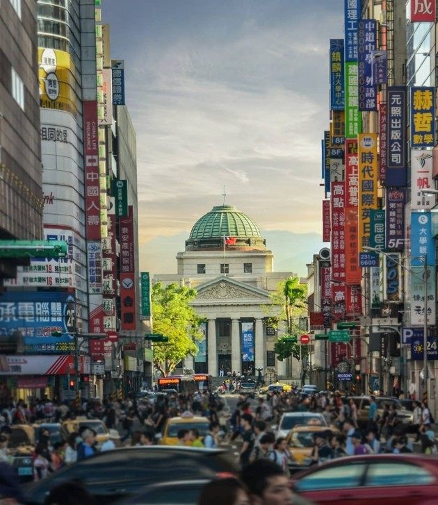 Hotels In Ximending Area Taipei