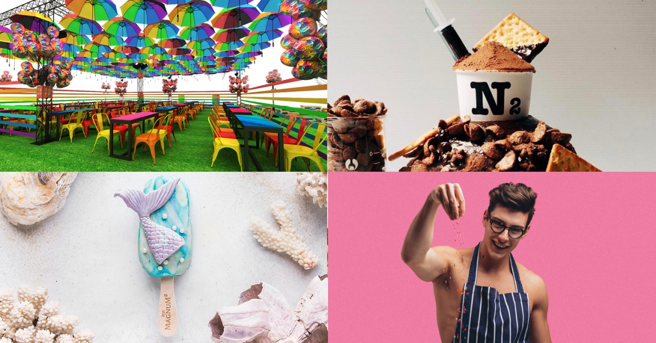 The GREAT Food Festival 2018 At RWS With Name Drop-Worthy Chefs & Pastry Workshops
