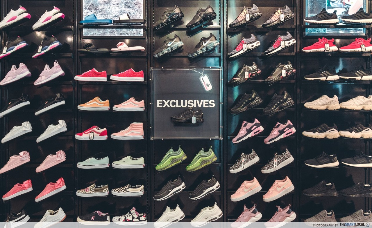 9bdb76212a1 Foot Locker Opens Its Second Store In Singapore At Jem Mall With ...