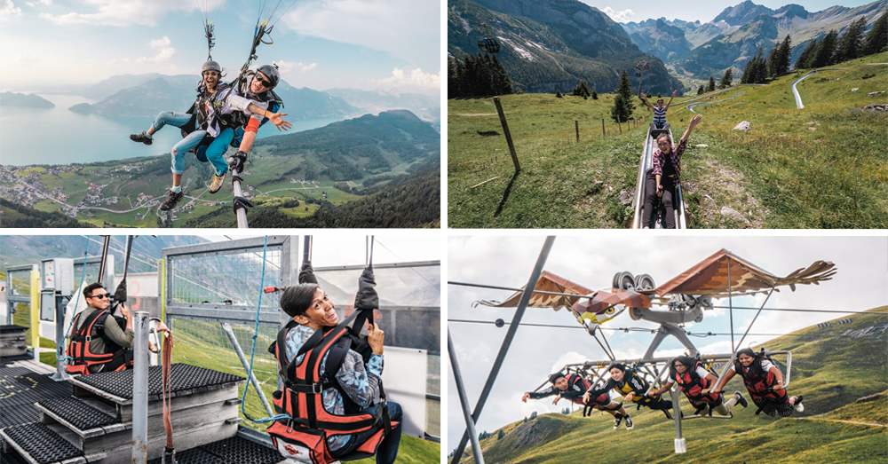 6 Outdoor Activities In Switzerland To Crush Your Fear Of Heights Once And For All