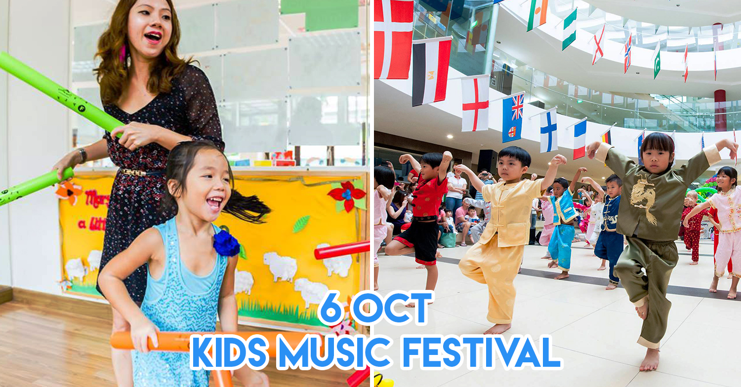 Pat's Schoolhouse Is Holding A Musical Festival For Kids With Performances Families Can Be Part Of