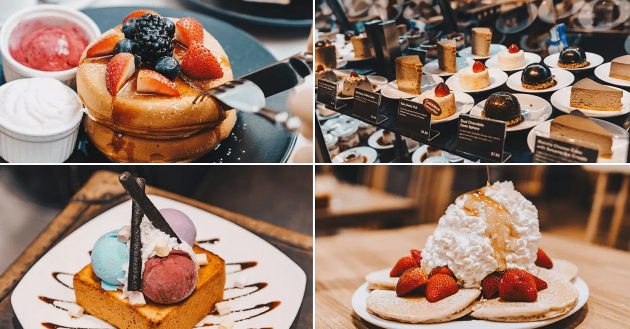 11 Dessert Places In Town For People Who Have Become Too Old For Alcohol On Weekdays