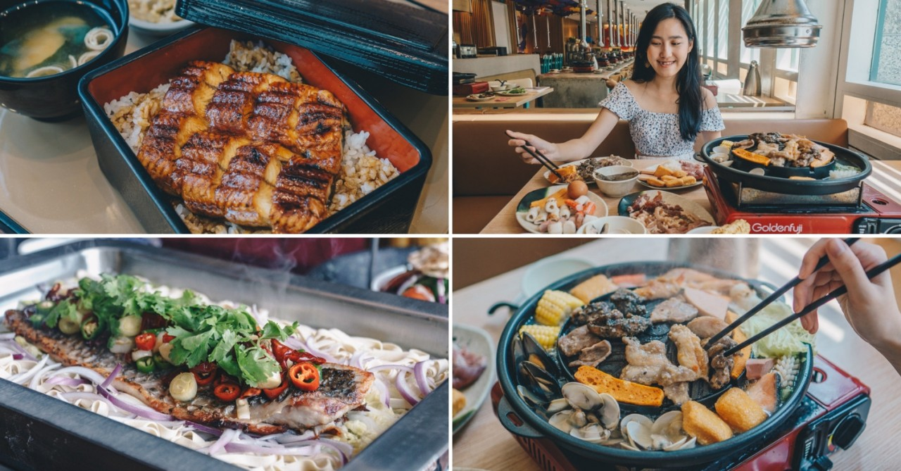 Chope Deal's Online Food Festival Has Dining Discounts With Flash Deals Up To 75% Off At CapitaLand Malls' Restaurants