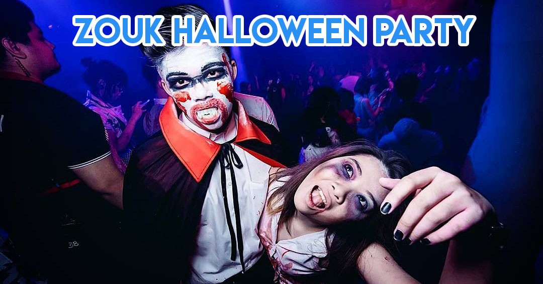 11 Halloween 2018 Events In Singapore - Themed Buffets, Free Parties, & Pumpkin Run