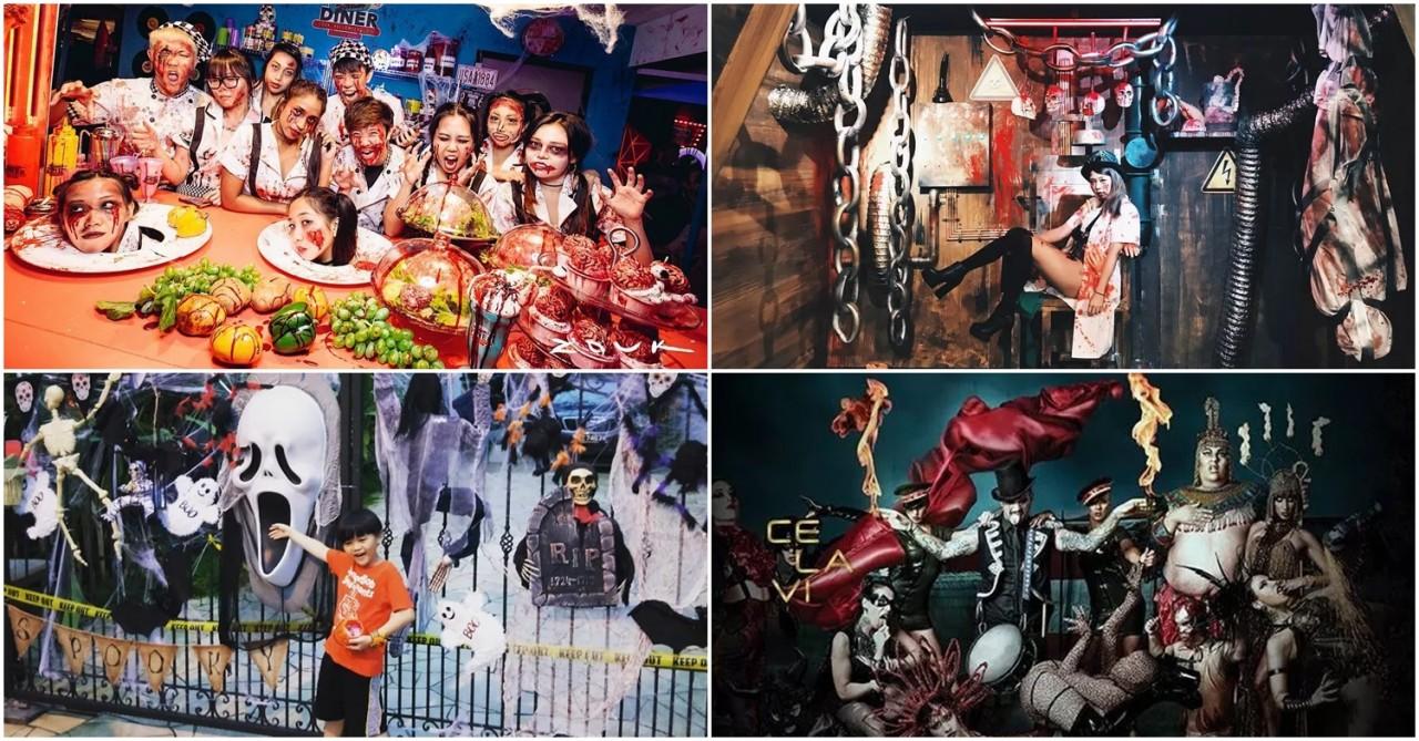 11 Halloween 2018 Events In Singapore - Themed Buffets, Free Parties, & Pumpkin Run
