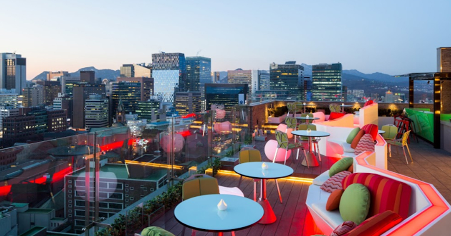 15 Restaurants In Seoul With The Best Unobstructed High Rise Views