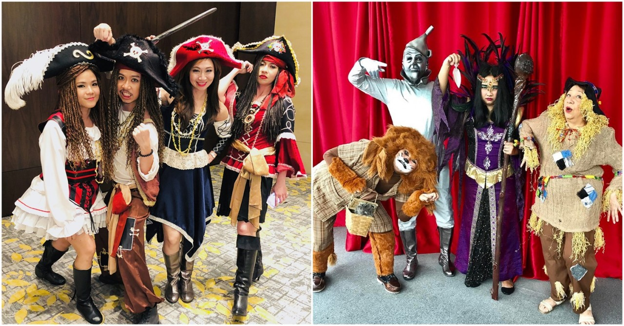 9 Costume Rental Stores In Singapore For Halloween Or Your Fancy Dress D&D