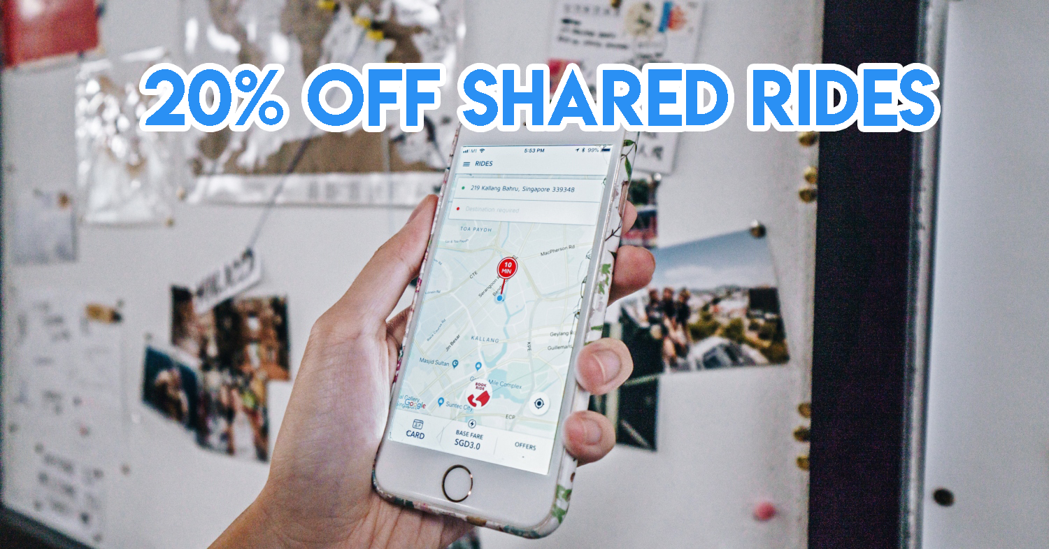 5 Taxi Apps In Singapore To Support & Bring Back The Price War Promo Codes We All Miss