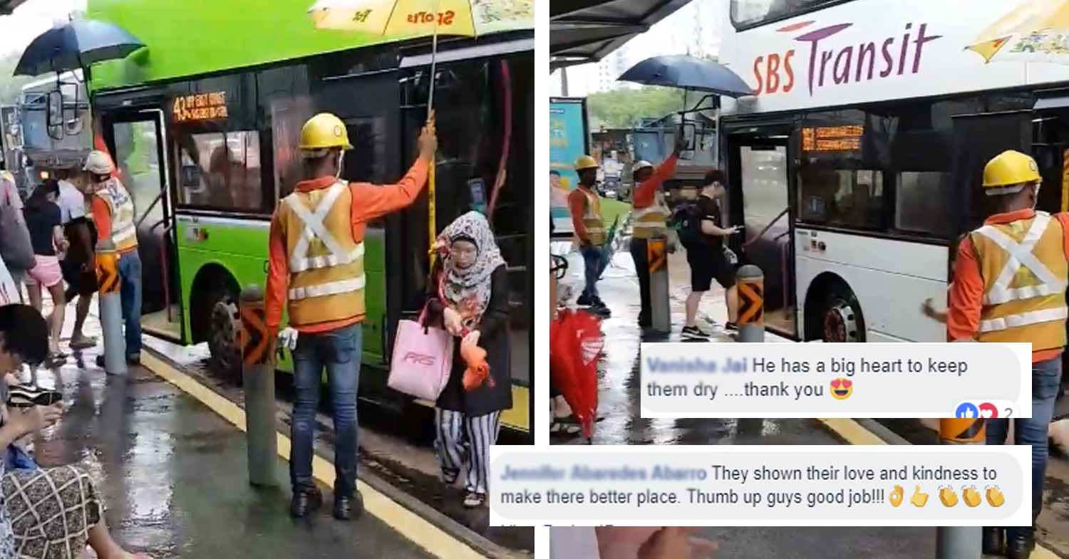 9 Acts Of Kindness In Singapore That Go Beyond Just Giving Up A Seat On The MRT